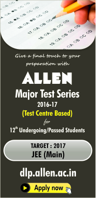 Major online test series for Jee main Dlp lab